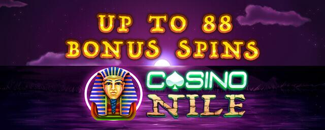 Take a Cruise Down the Casino Nile!