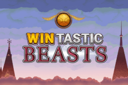 Wintastic Beasts online slots by PocketWin mobile casino