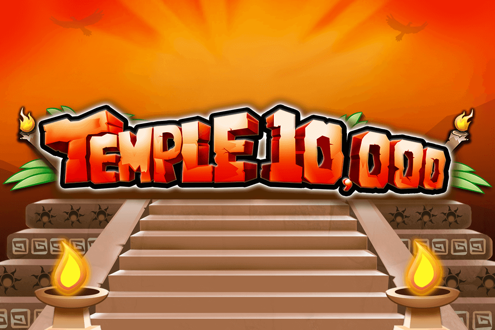 Happy birthday to: Temple 10,000!