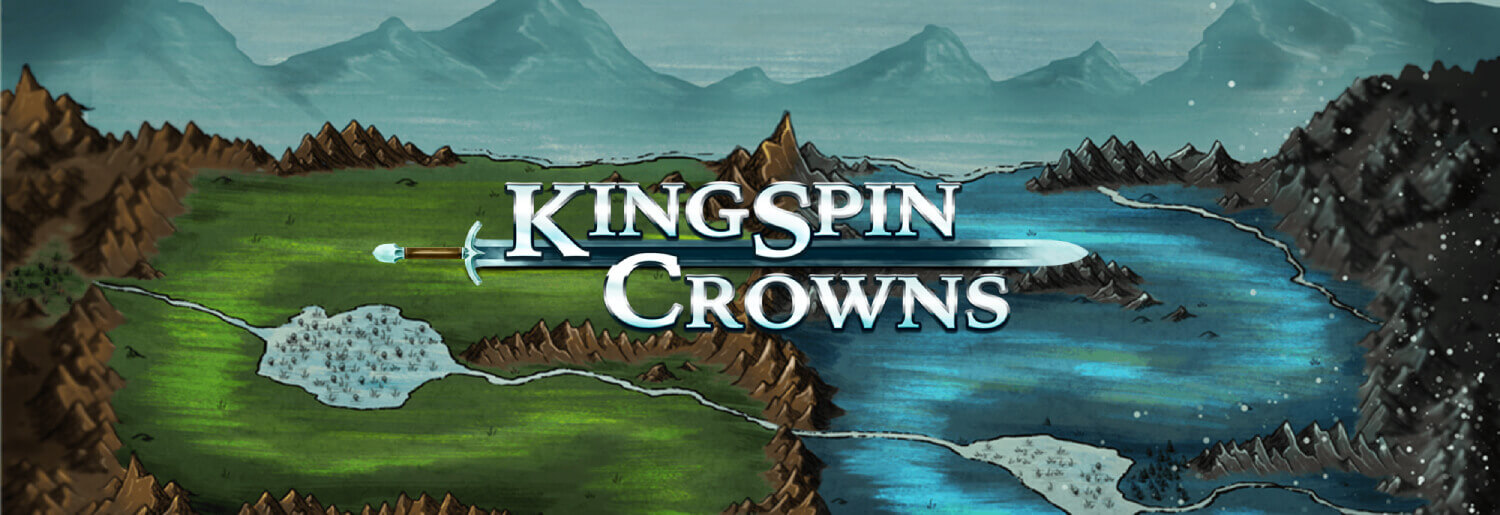 NEW GAME ALERT: KingSpin Crowns