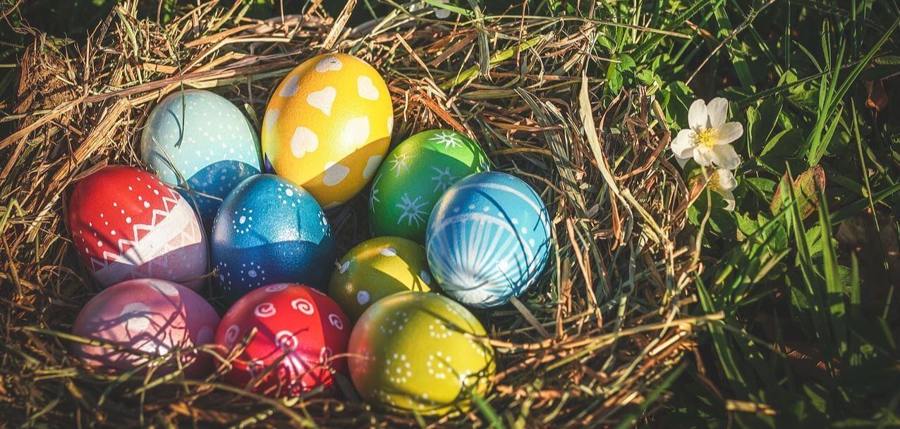 The Winners of our Easter Egg-citement Giveaway!